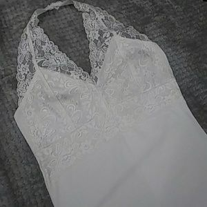 Like New! Lacey Halter Tank Top